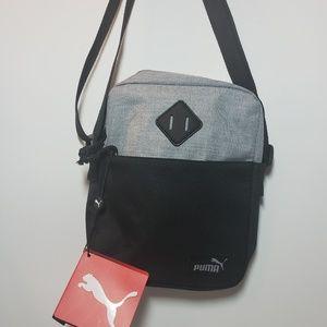 """PUMA Exploration Shoulder Bag 9"""" BNWT"""